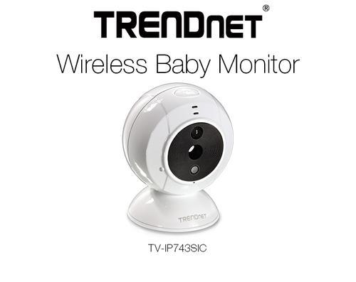 TRENDnet TV-IP743SIC