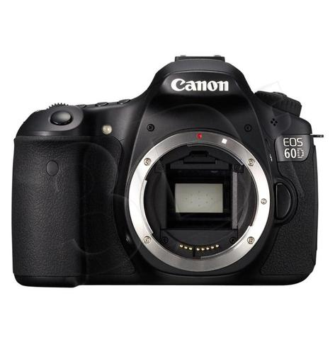CANON EOS EOS 60D 17-55 IS