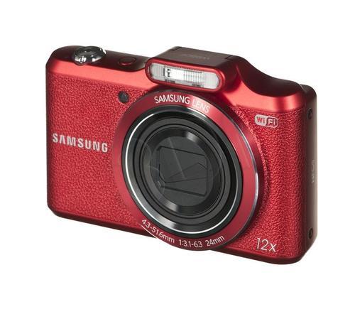cyfrowy Samsung EC-WB50FZB R