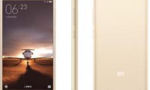 Xiaomi Redmi 3 DS 16 GB Złoty (REDMI316GOLD)