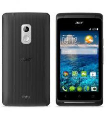 Acer LiquidZ205 4GB Czarny (HM.HJLEU.002)