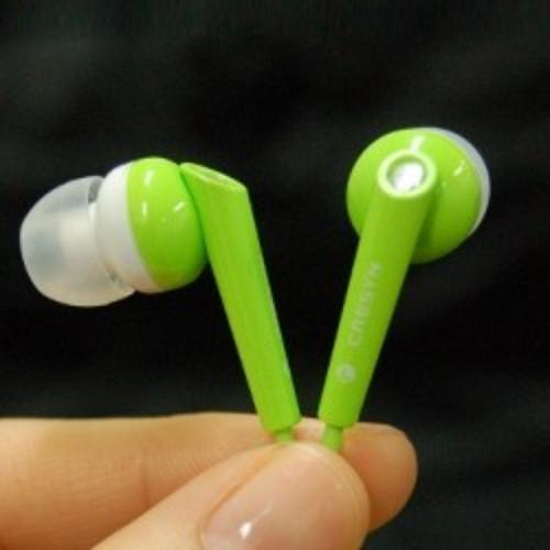 Cresyn C260e green Słuchawki dokanałowe