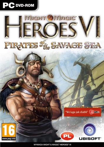 Might & Magic Heroes VI: Pirates of the Savage Sea (dodatek do Heroes 6)