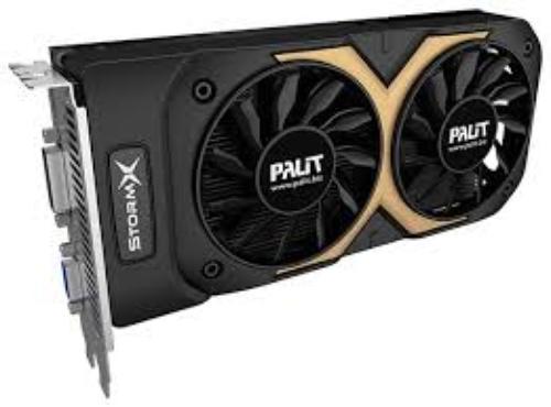 Palit GTX 750 Ti StormX Dual 2GB