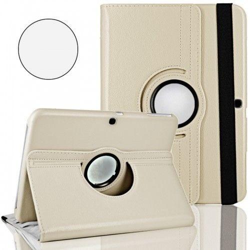 "WEL.COM Etui obrotowe Samsung Galaxy Tab S 10.5"" białe"