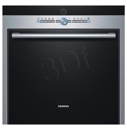 SIEMENS HB 78GU570 (elektryczny/ inox)