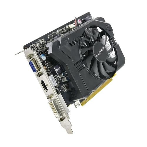 Sapphire Radeon R7 250 BOOST 1GB DDR5 PCI-E 128BIT HDMI/2DVI/Dsub Lite