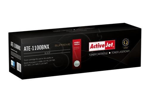 ActiveJet ATE-1100BNX czarny toner do drukarki laserowej Epson (zamiennik C13S050190) Supreme
