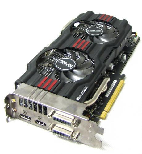 Asus GTX 770 DirectCU II OC 2GB GDDR5