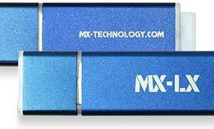 Mach Xtreme LX 64GB USB3.0 220/70 MB/s aluminium - Blue