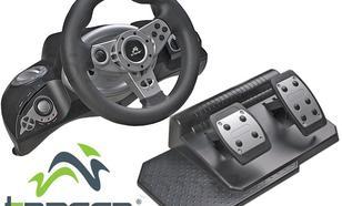 Tracer Zonda - precyzyjna kierownica w przystępnej cenie