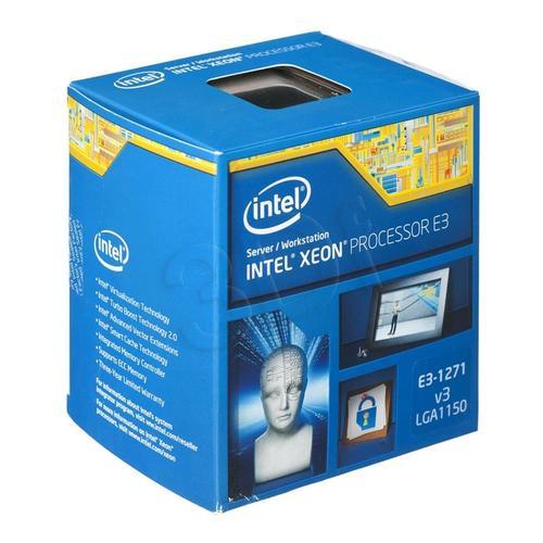 INTEL XEON E3-1271V3 BOX