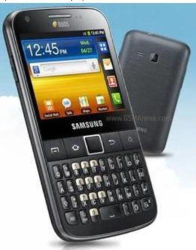 Samsung GALAXY Y Pro DUOZ