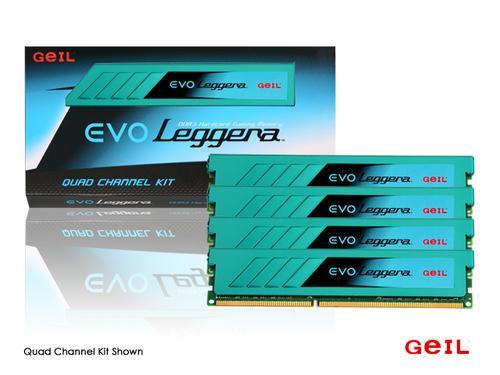 Geil DDR3 EVO Leggera 32GB/2133 (4*8GB) CL11-11-11-36