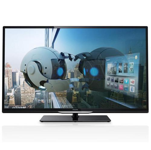 """TV 32"""" LED Philips 32PFL4218H/12 (DVB-T, 200Hz, Smart TV, USB multi, WiFi)"""