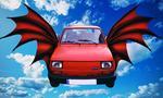 Latające Samochody - Realny Postęp Czy Kolejne Mrzonki?