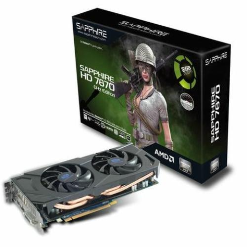SAPPHIRE HD 7870 GHz Edition
