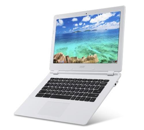 "Acer Chromebook CB5-311P-T3HY 13.3""Touch/Tegra K1 570M/UMA/4GB/32GB/802.11ac+BT/HDMI/USB3.0/SD reader/Cam/Chrome OS/white"