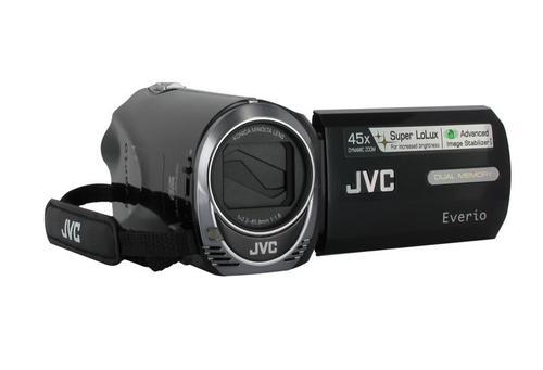 JVC GZ-MS250BEU