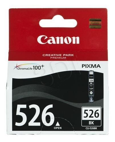 CANON Tusz Czarny CLI-526BK=CLI526BK=4540B001, 500 str.