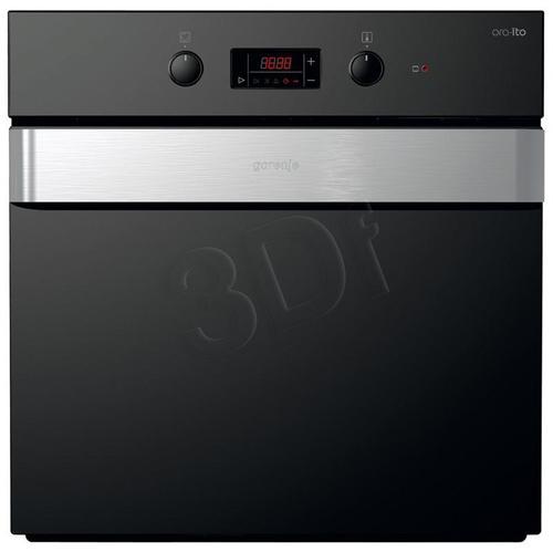 GORENJE BO 73 ORAX ( elektryczny / czarno-srebrny )