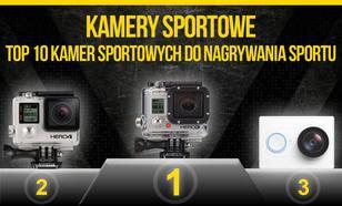 Kamery sportowe – TOP10 Najlepszych Kamer do Nagrywania Sportu