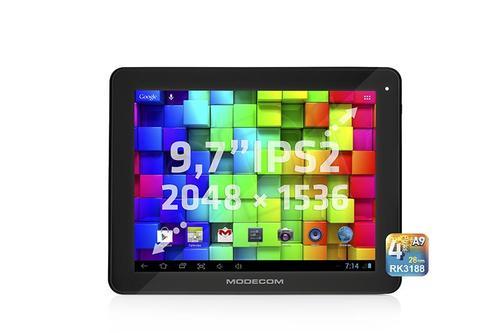 """9.7"""" MODECOM FreeTAB 9706 IPS2 X4+ 16GB BLK"""