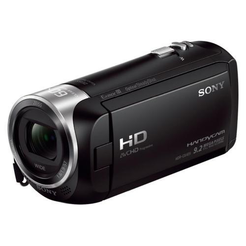 Kamera cyfrowa Sony HDR-CX405B (Czarny)