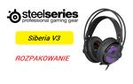 SteelSeries Siberia V3 Prism - Legenda Powraca W Wielkim Stylu!