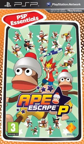 Sony Ape Escape PSP Essentials 9196976 ENG