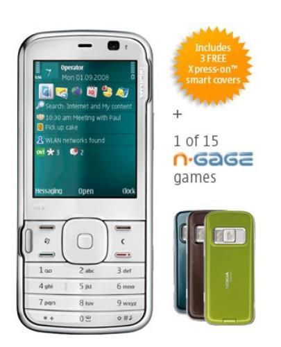 Nokia N79 Eco