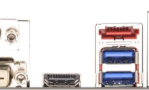 Asrock B85M-ITX s1150 B85 2DDR3 USB3/GLAN mITX