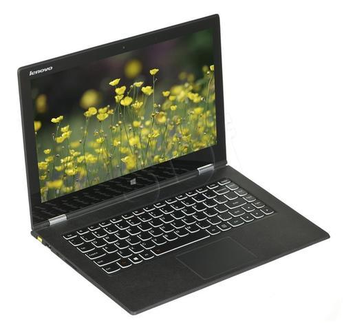 "Lenovo Yoga 2 Pro i7-4510U 4GB 13,3"" MT LED IPS QHD+ 128GB [SSD] INTHD W8.1 Silver 59-433538"