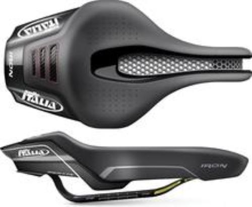 Selle ITALIA Iron Flow S czarne 317812