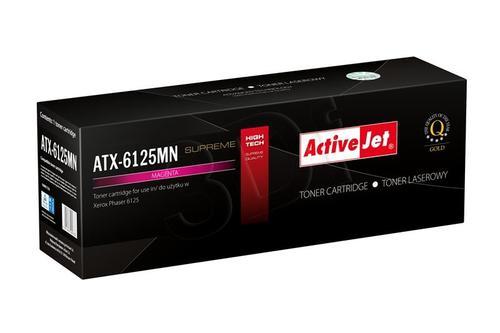 ActiveJet ATX-6125MN magenta toner do drukarki laserowej Xerox (zamiennik 106R01336) Supreme