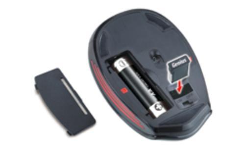 Genius NX-6500 Metallic Gray USB 18 m-cy żywotność baterii