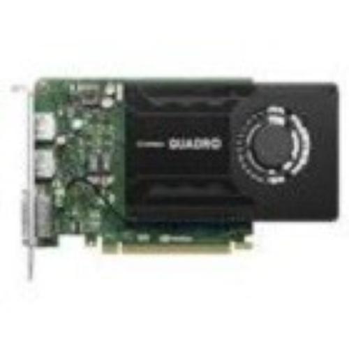 Lenovo Nvidia Quadro K2200 4GB DDR5 Dual-Link DVI-I, two DisplayPort Graphics Card by ThinkStation