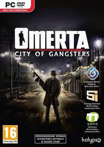 Omerta: Miasto Gangsterów
