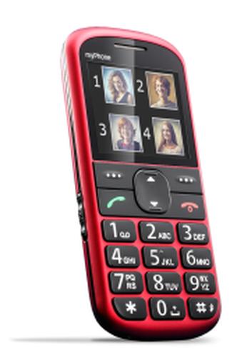 myPhone Halo 2 Czerwony