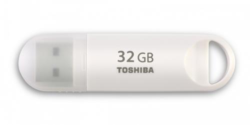 Toshiba Suzaku 32GB USB 3.0 White