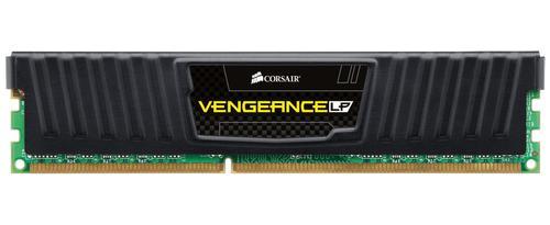 Corsair DDR3 VENGEANCE 8GB/1600 (2*4GB) CL9-9-9-24 Low Profile