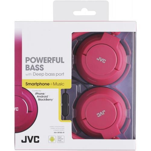 JVC HA-S185 Czerwone
