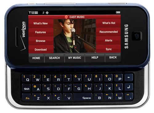 Samsung U940 Glyde