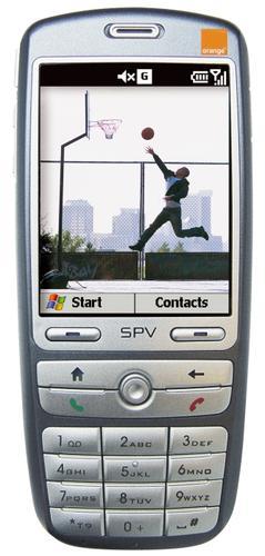 HTC SPV C600