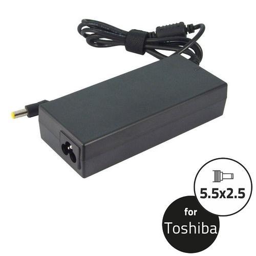 Qoltec Zasilacz do Toshiba 90W   19V   4.74A   5.5*2.5