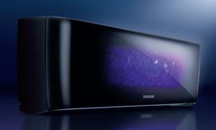 Energooszczędny klimatyzator ścienny Samsung serii K z modułem Wi-Fi