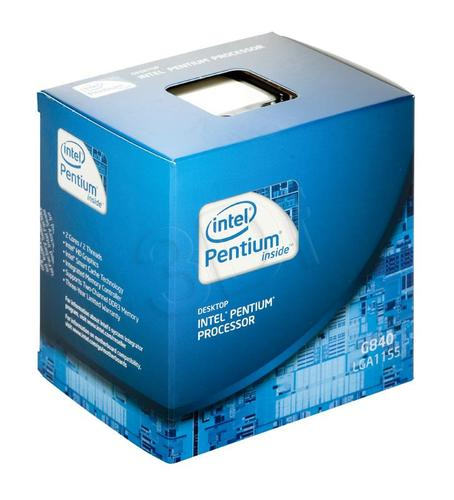 DUAL CORE G840 2.8GHz/3MB LGA1155 BOX