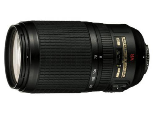Nikon 70-300 mm f/4,5-5,6G AF-S VR NIKKOR