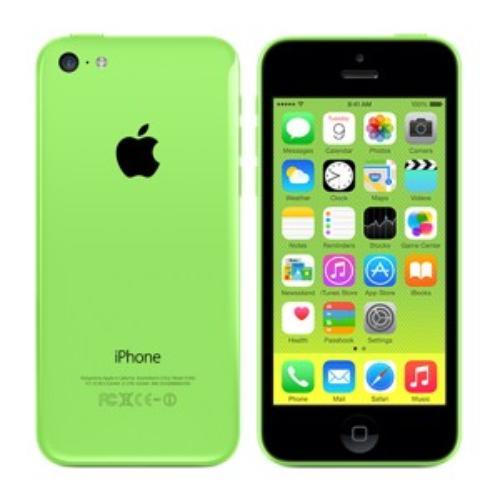 Apple IPHONE 5C GREEN 8GB MG912LP/A