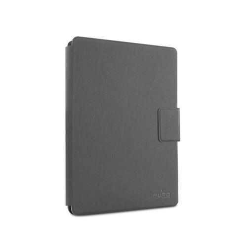 "Puro Universal Booklet Silk case etui tablet 10.1"" grey"
